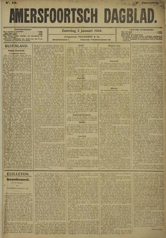 Amersfoortsch Dagblad 1904
