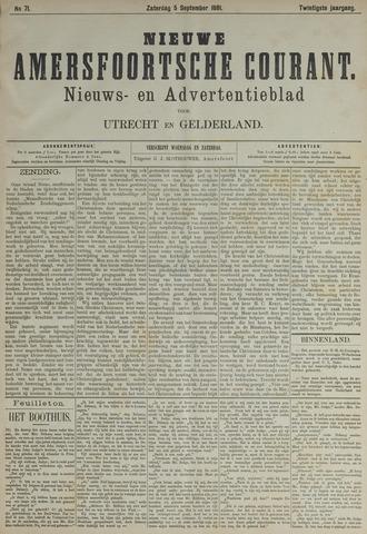 Nieuwe Amersfoortsche Courant 1891-09-05
