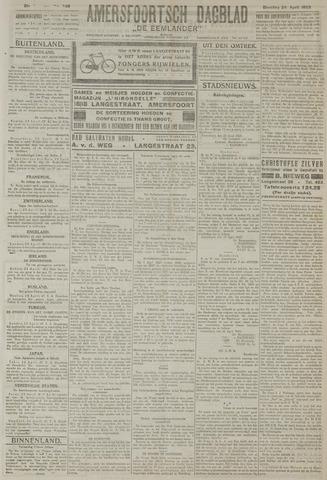 Amersfoortsch Dagblad / De Eemlander 1923-04-24