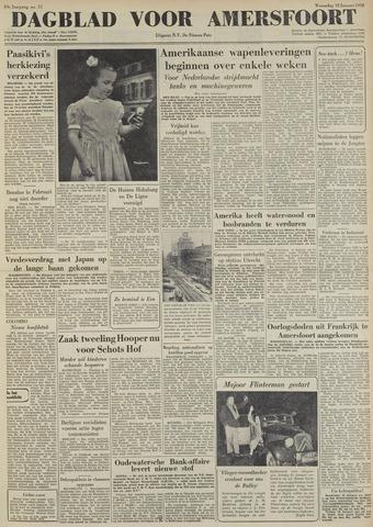 Dagblad voor Amersfoort 1950-01-18