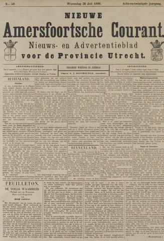 Nieuwe Amersfoortsche Courant 1899-07-26