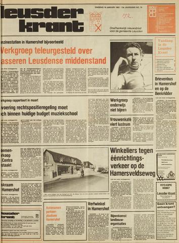 Leusder Krant 1982-01-19
