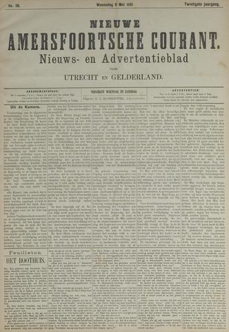 Nieuwe Amersfoortsche Courant 1891-05-06
