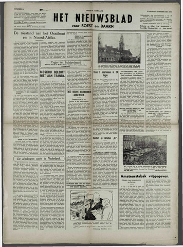 Soester Courant 1943-02-20