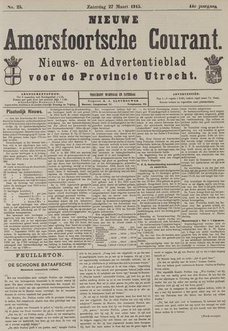Nieuwe Amersfoortsche Courant 1915-03-27