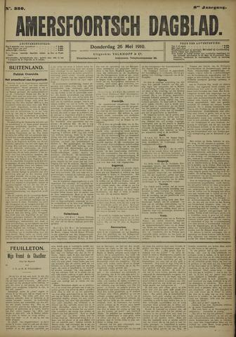 Amersfoortsch Dagblad 1910-05-26