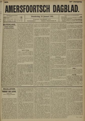 Amersfoortsch Dagblad 1912-01-25