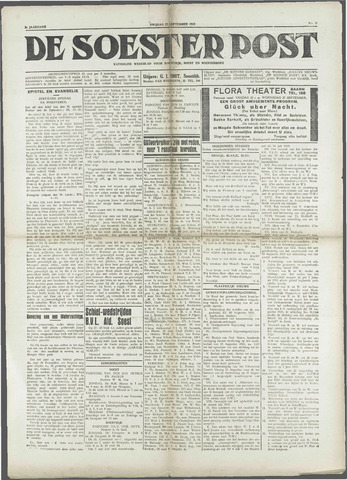 Soester Courant 1933-09-22