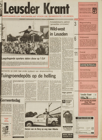 Leusder Krant 1993-09-22