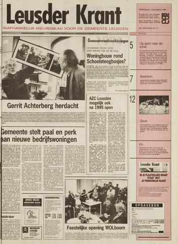 Leusder Krant 1993-12-01