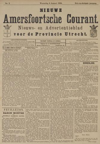 Nieuwe Amersfoortsche Courant 1904-01-06