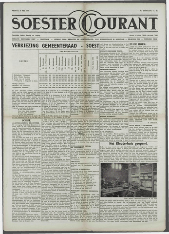 Soester Courant 1958-05-30