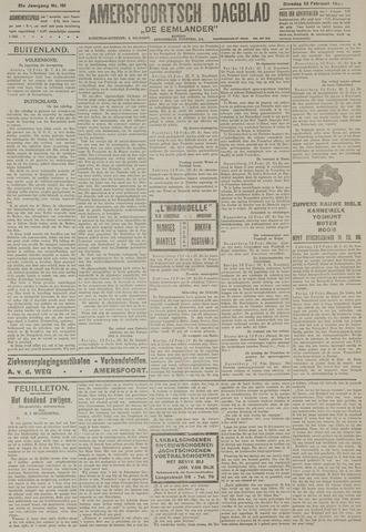 Amersfoortsch Dagblad / De Eemlander 1923-02-13