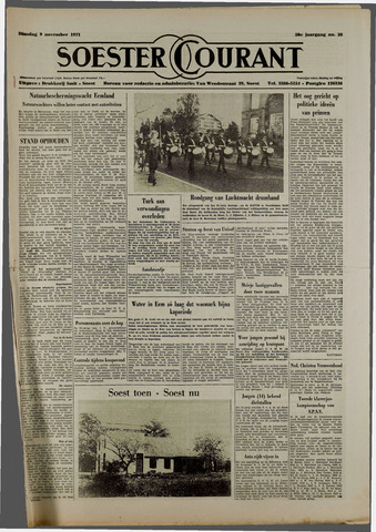 Soester Courant 1971-11-09