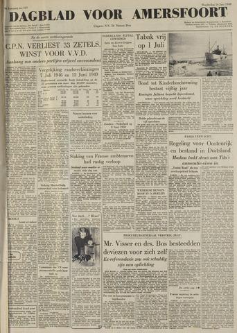 Dagblad voor Amersfoort 1949-06-16