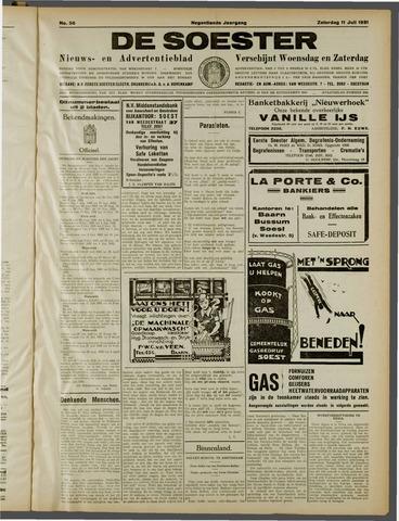 De Soester 1931-07-11