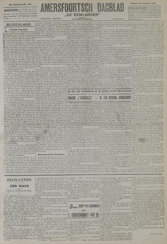 Amersfoortsch Dagblad / De Eemlander 1921-01-28