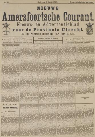 Nieuwe Amersfoortsche Courant 1898-03-05