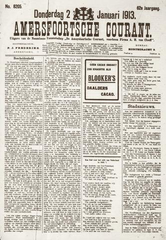 Amersfoortsche Courant 1913