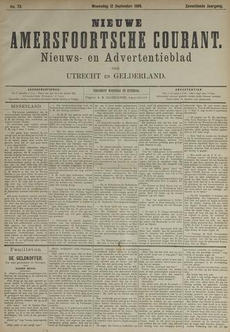 Nieuwe Amersfoortsche Courant 1888-09-12