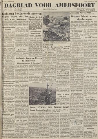 Dagblad voor Amersfoort 1948-07-14