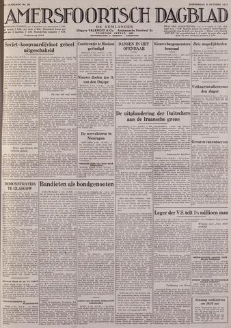 Amersfoortsch Dagblad / De Eemlander 1941-10-02