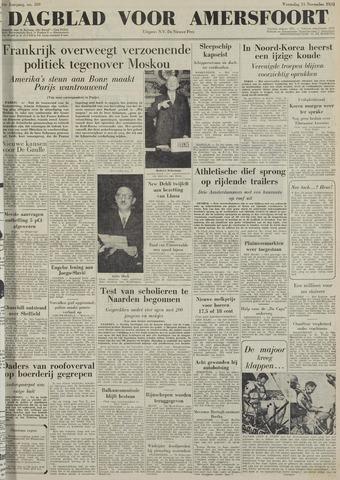 Dagblad voor Amersfoort 1950-11-15