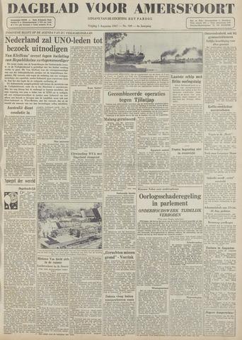Dagblad voor Amersfoort 1947-08-01