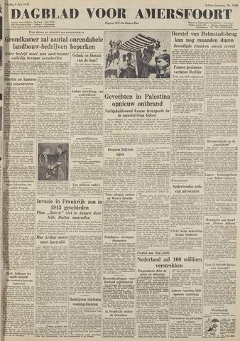 Dagblad voor Amersfoort 1948-07-09