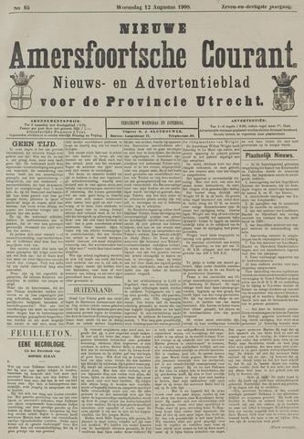 Nieuwe Amersfoortsche Courant 1908-08-12
