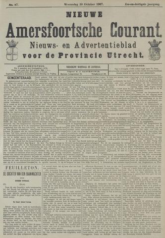 Nieuwe Amersfoortsche Courant 1907-10-30