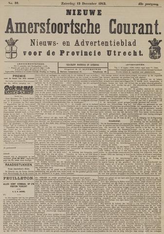 Nieuwe Amersfoortsche Courant 1913-12-13