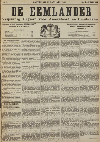 De Eemlander 1908-01-18