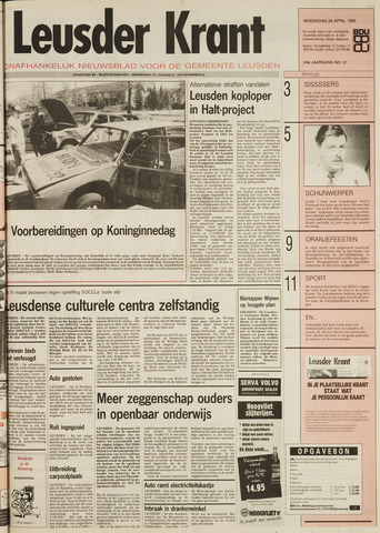 Leusder Krant 1993-04-28