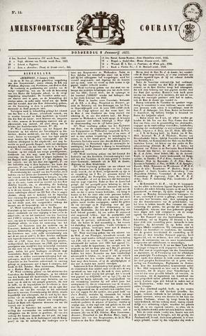 Amersfoortsche Courant 1852