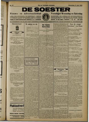 De Soester 1933-06-14