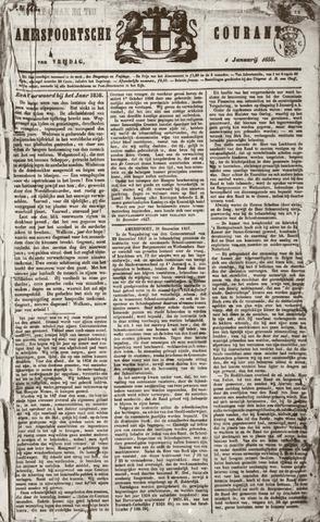 Amersfoortsche Courant 1858