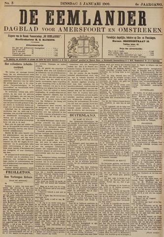 De Eemlander 1909-01-05