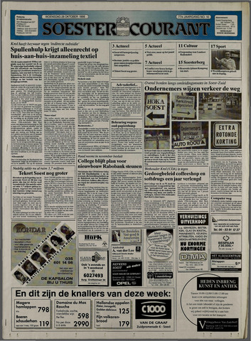 Soester Courant 1998-10-28