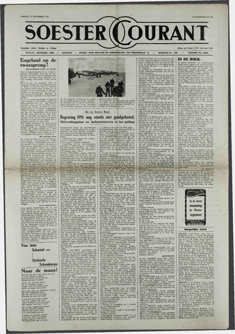 Soester Courant 1951-09-14
