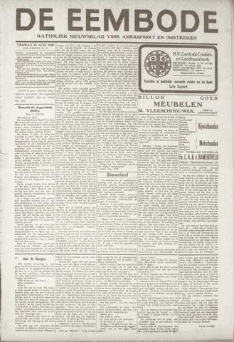 De Eembode 1920-08-27