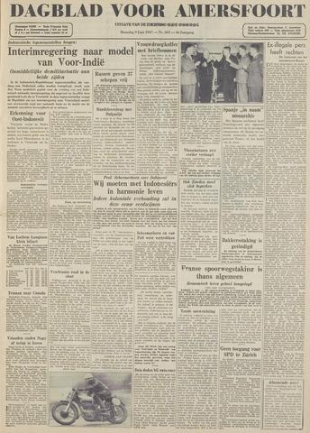 Dagblad voor Amersfoort 1947-06-09