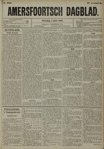 Amersfoortsch Dagblad 1908-06-02