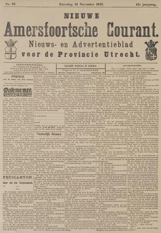 Nieuwe Amersfoortsche Courant 1912-11-16