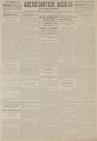 Amersfoortsch Dagblad / De Eemlander 1927-08-25