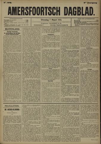 Amersfoortsch Dagblad 1911-03-07
