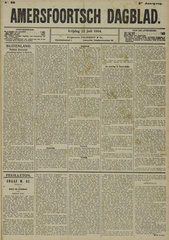 Amersfoortsch Dagblad 1904-07-22