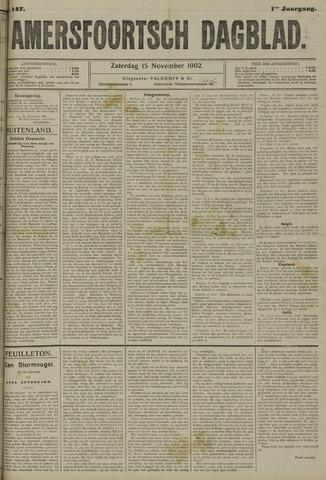 Amersfoortsch Dagblad 1902-11-15