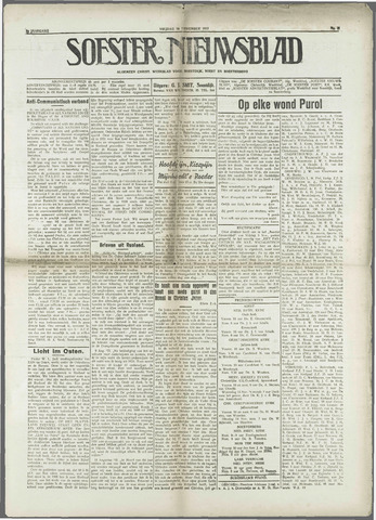 Soester Courant 1933-11-10