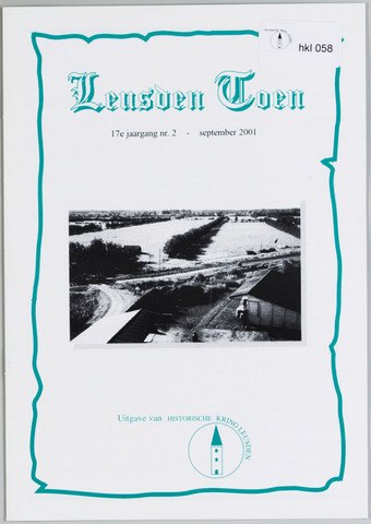 Historische Kring Leusden 2001-09-01